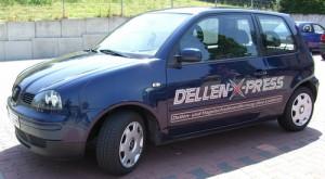 Servicefahrzeug DELLEN-X-PRESS
